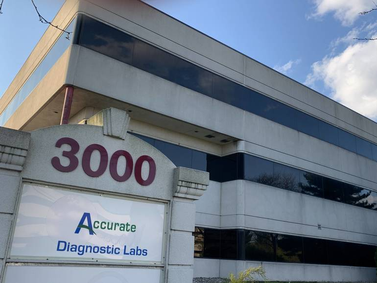 First COVID-19 Saliva Test in US Launched by NJ-Based Accurate Diagnostic Labs and Rutgers University