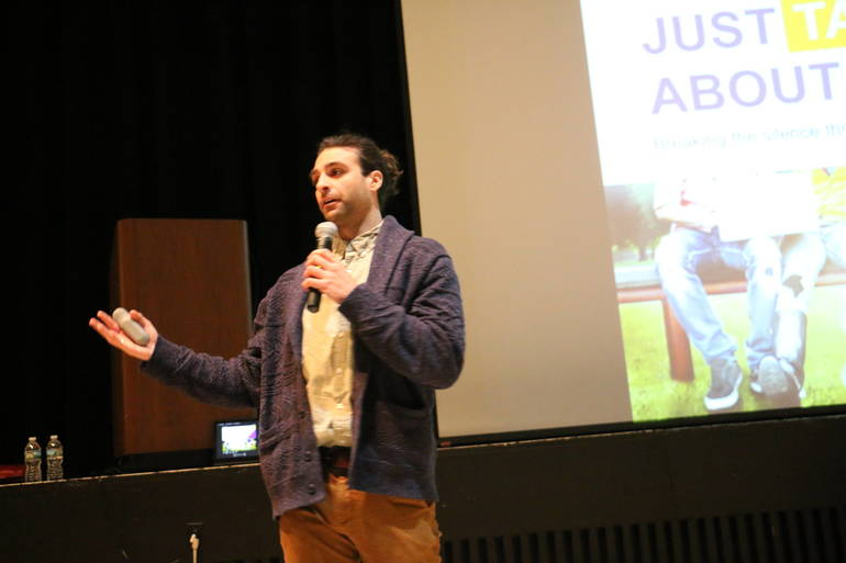 Anxiety And Depression Focus Of Movie And Presentations In Montville