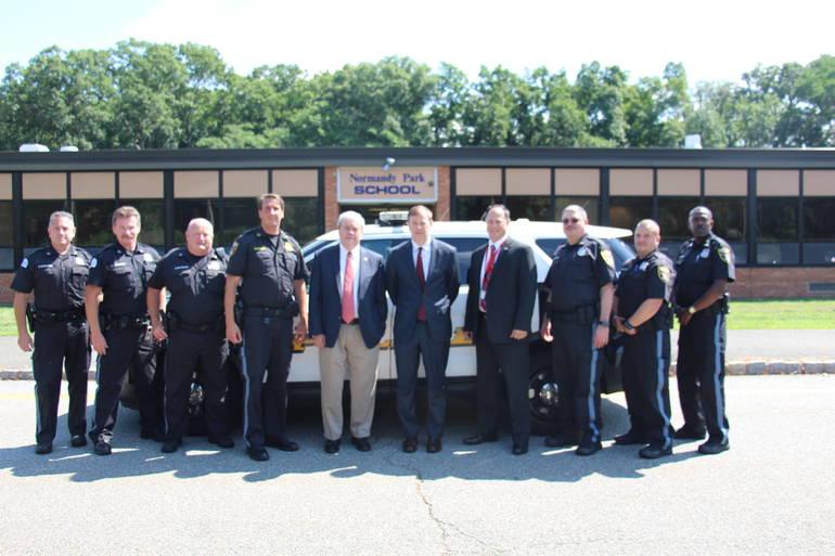Retired Montville Police Officer Hired as Morris School