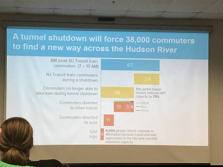 Raritan Valley Rail Coalition: It's All About the One-Seat Ride