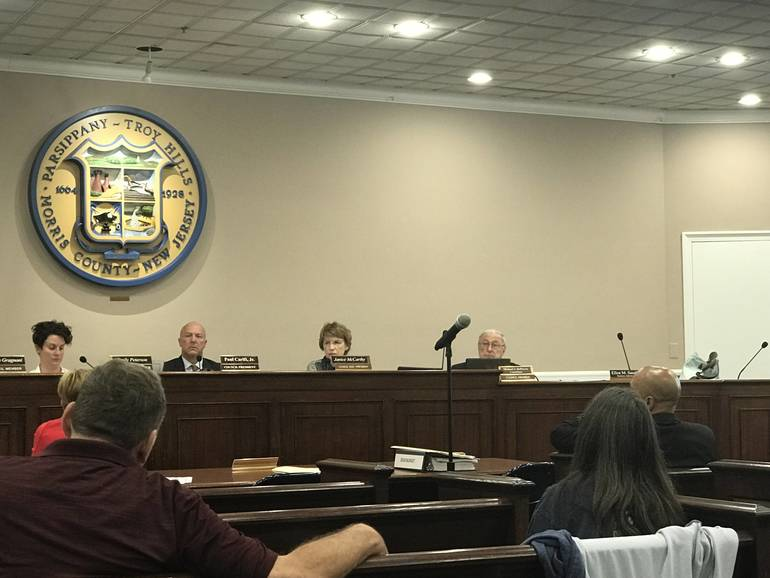 Parsippany Township Council