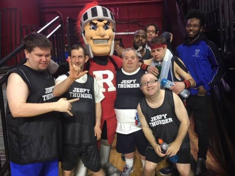 Good Sports: JESPY Clients Put Fun, Gamesmanship, and Fitness First