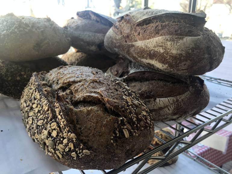 Giving Back: Montclair Bakery Donates Bread to Families in Need