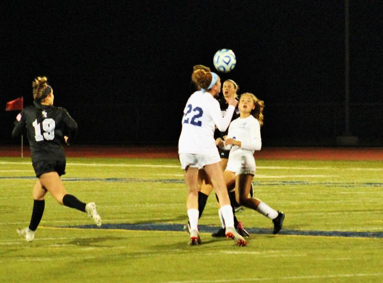 1192150c8e4 Girls Soccer  Bridgewater-Raritan Blanks West Orange in Group 4 ...