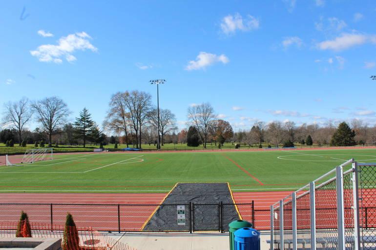 UC Freeholders Officially Open Clark's Oak Ridge Park Athletic Field