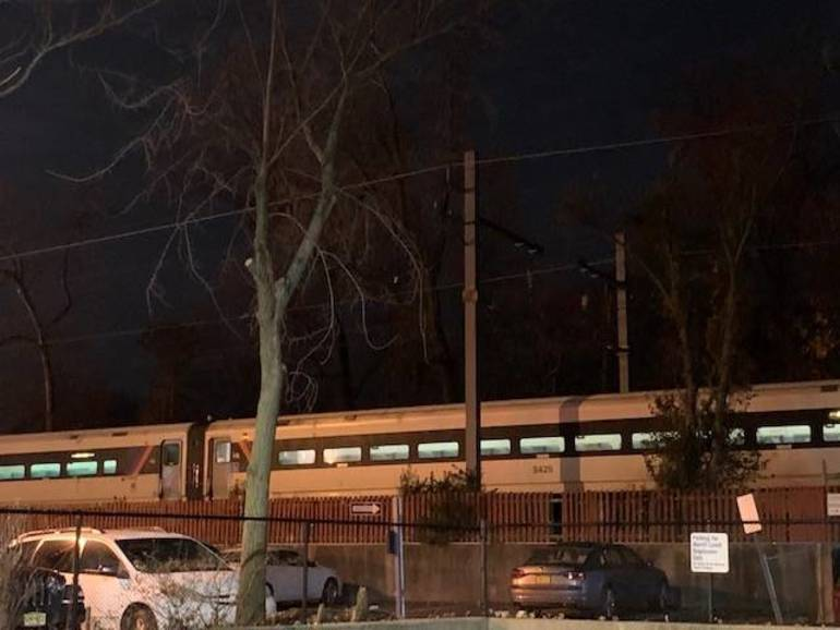 Man Survives After Being Hit By Train in Upper Montclair