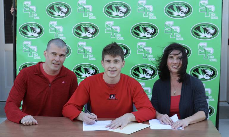 Signing to Wrestle for Rutgers University, Anthony White Makes It Official