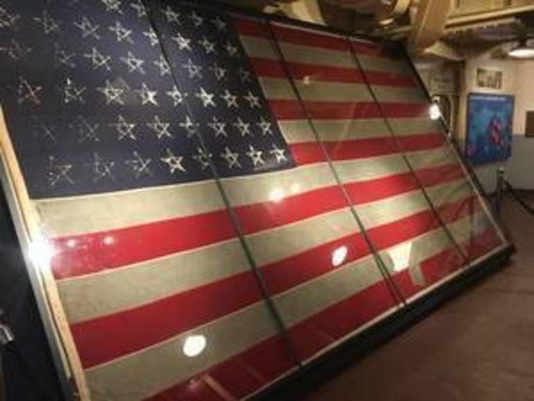Fall River, MA:  Battleships and Submarines