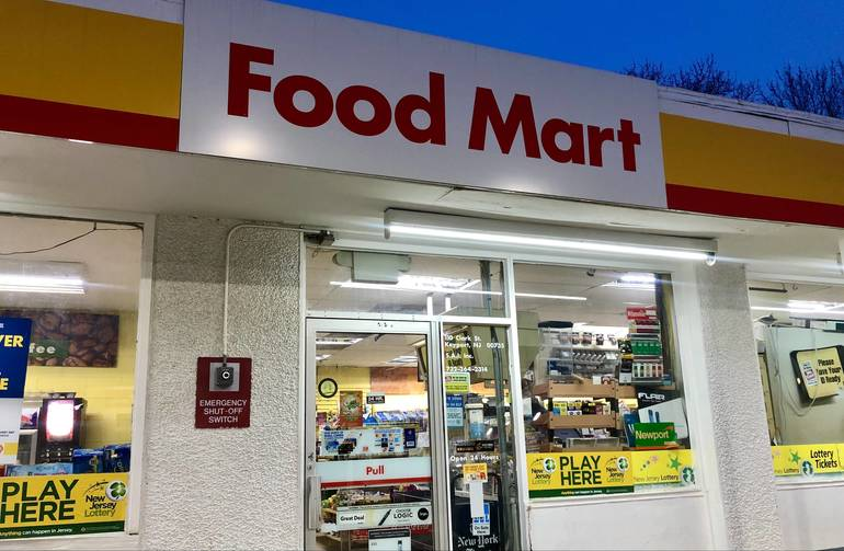 A Whopping Winning $4 Million Scratch-Off Ticket Sold at Keyport Shell Food Mart.