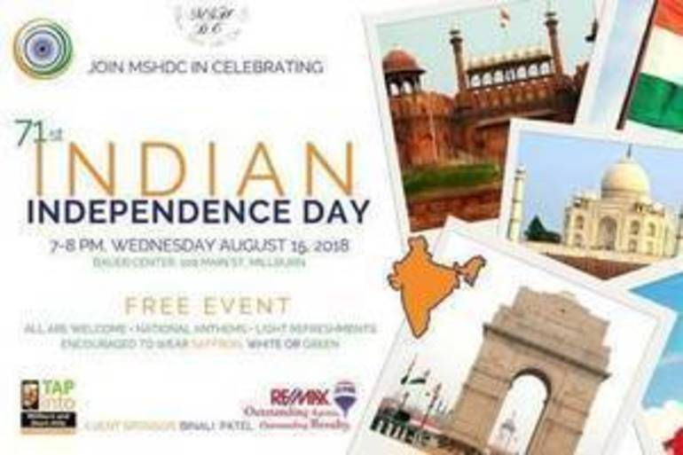 Millburn Desi Club Invites Neighboring Communities to Celebrate Indian Independence Day