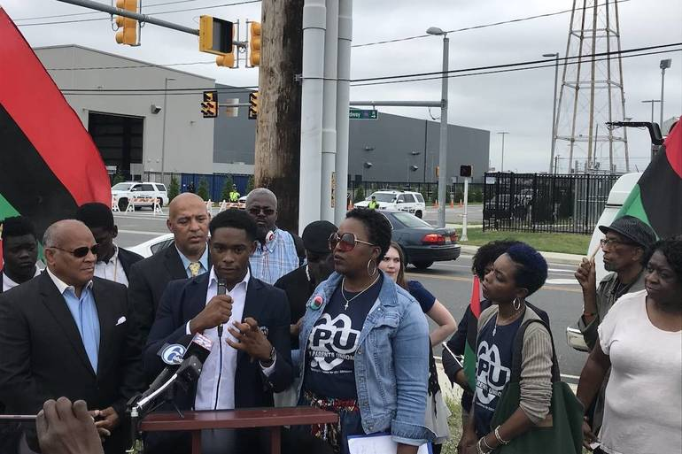 Protests and Press Conferences Held in Camden Over Holtec CEO's Remarks