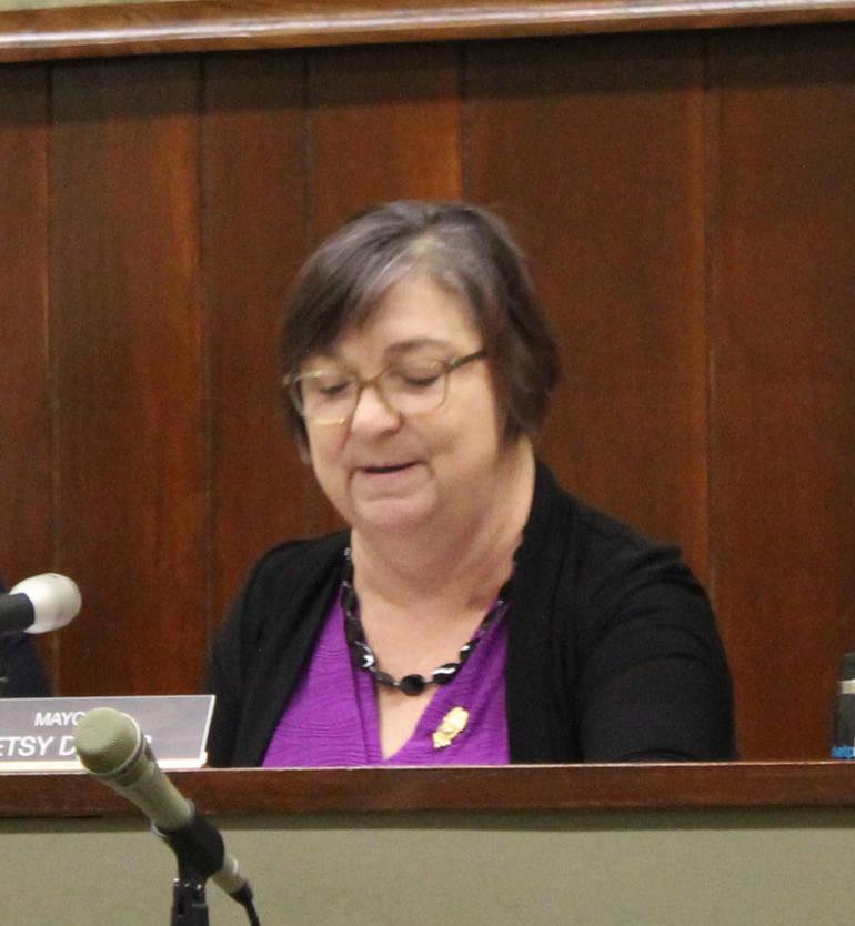 Mayor Betsy Driver