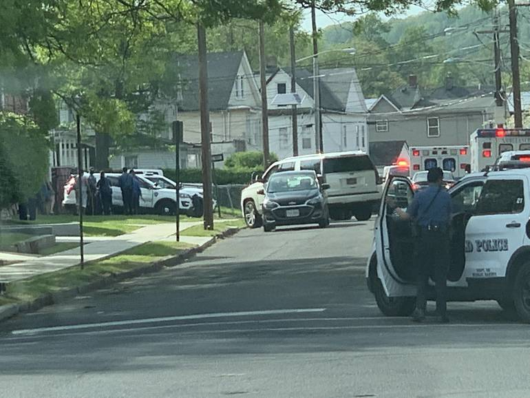 Sunday Stabbing on Monroe Ave in Plainfield
