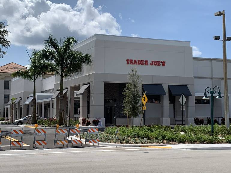 Property Manager: New Trader Joe's Store in Coral Springs To Open In Coming Weeks