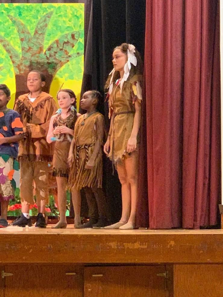 "Students of Holy Savior Academy Perform Childhood Classic ""Peter Pan"""