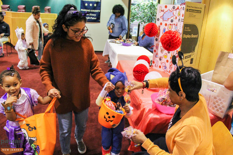 Passaic County Annual Halloween Parade