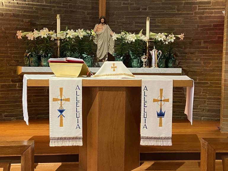 Faith Lutheran Church Held Festival Celebration on Easter Sunday
