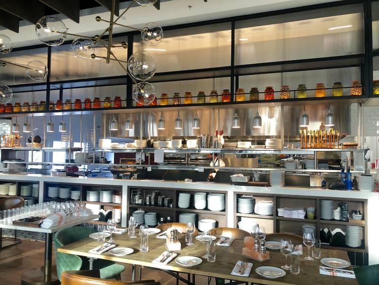 "Hazlet Native, Chef David Burke Opens ""a Majestic Place"" in East Brunswick"
