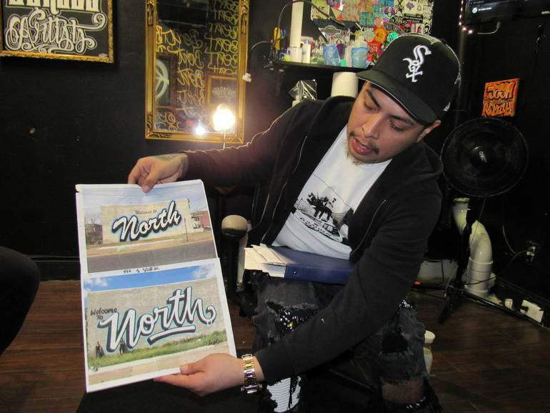 Two Friends Since High School Are Making Their Artistic Mark on Camden