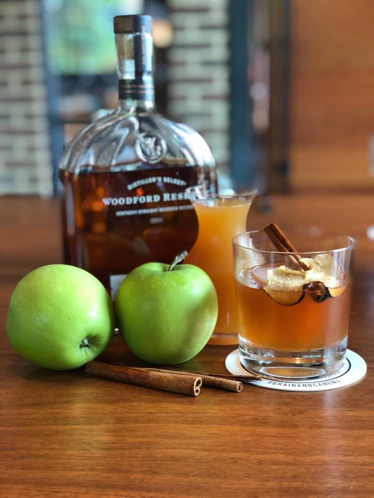 Two Apple Cider Cocktails Perfect for Fall Sipping