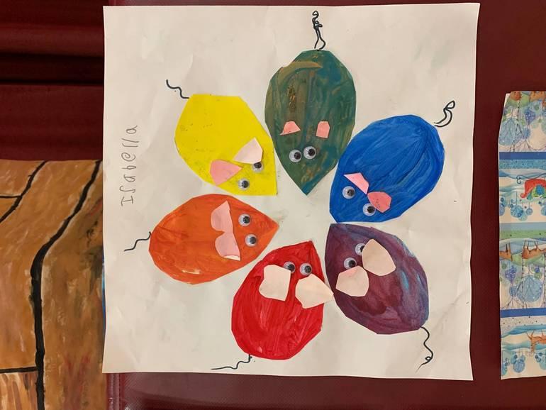Holy Savior Academy Holds Annual Art Exhibition