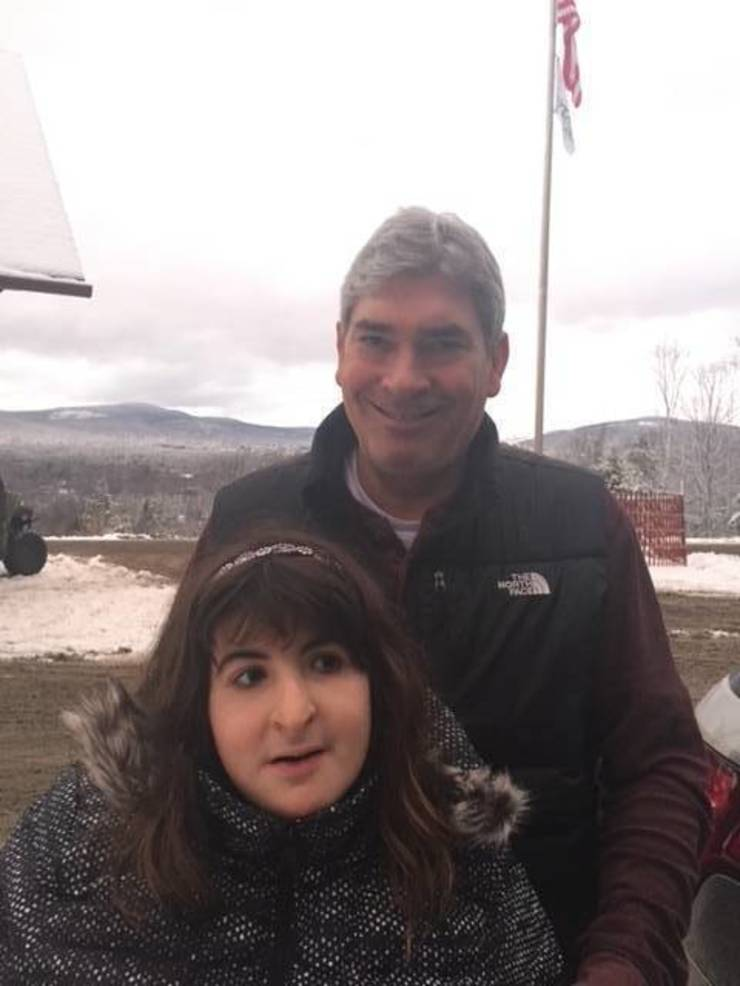 Union County Resident Rob Naulty in Need of Live Liver Donor