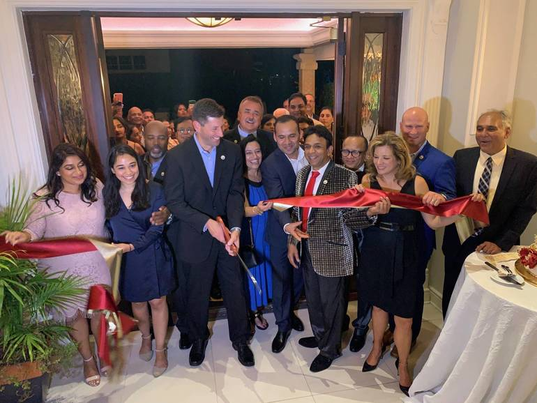 The Park Villa Hosts Elegant Grand Opening