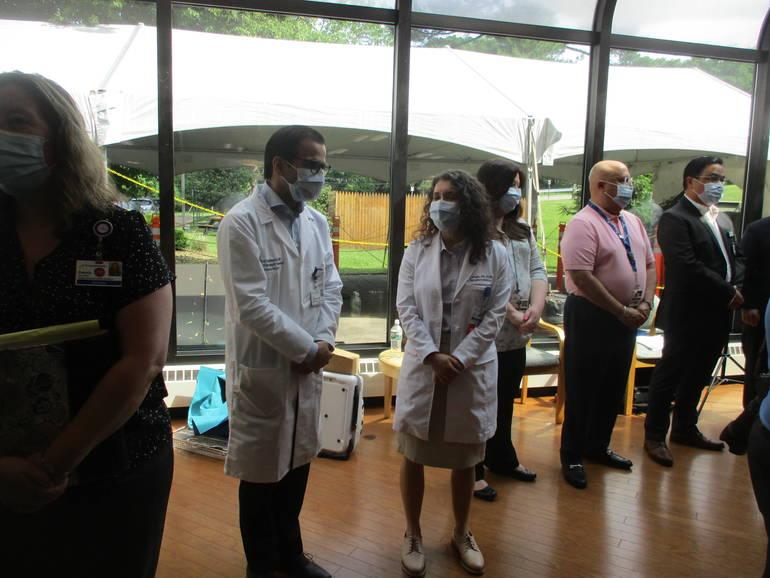 St. Joseph's Health Debuts daVinci Xi Robot at Wayne Medical Center