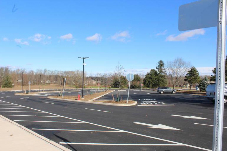 Freeholders Officially Open Clark's Oak Ridge Park Athletic Field