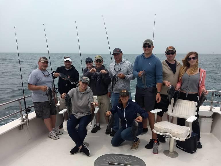 Jersey Shore Outdoors: LBI Fishing Update By Jim