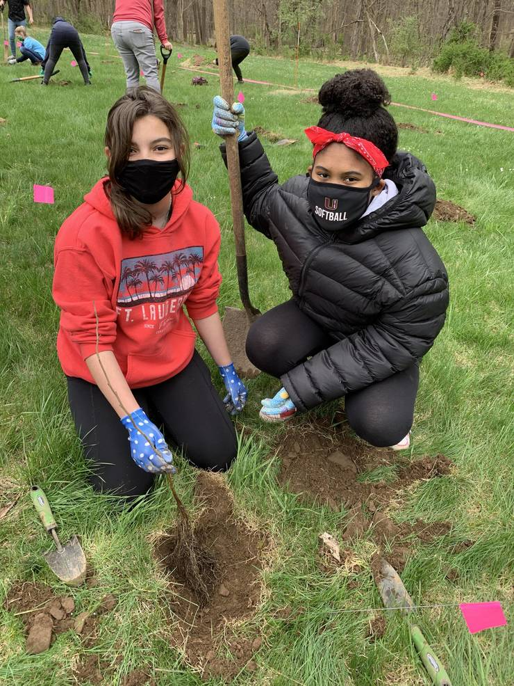 Girl Scouts Join National Effort to Plant 5 Million Trees in 5 Years