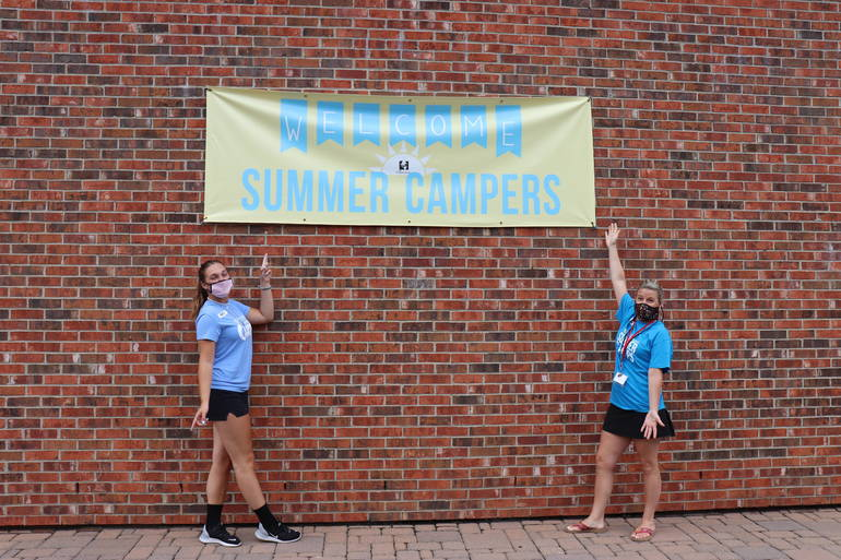 Summer Camp at The Connection