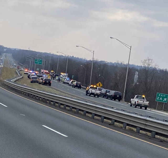 Fatal Accident on Rt. 24 in Hanover Township