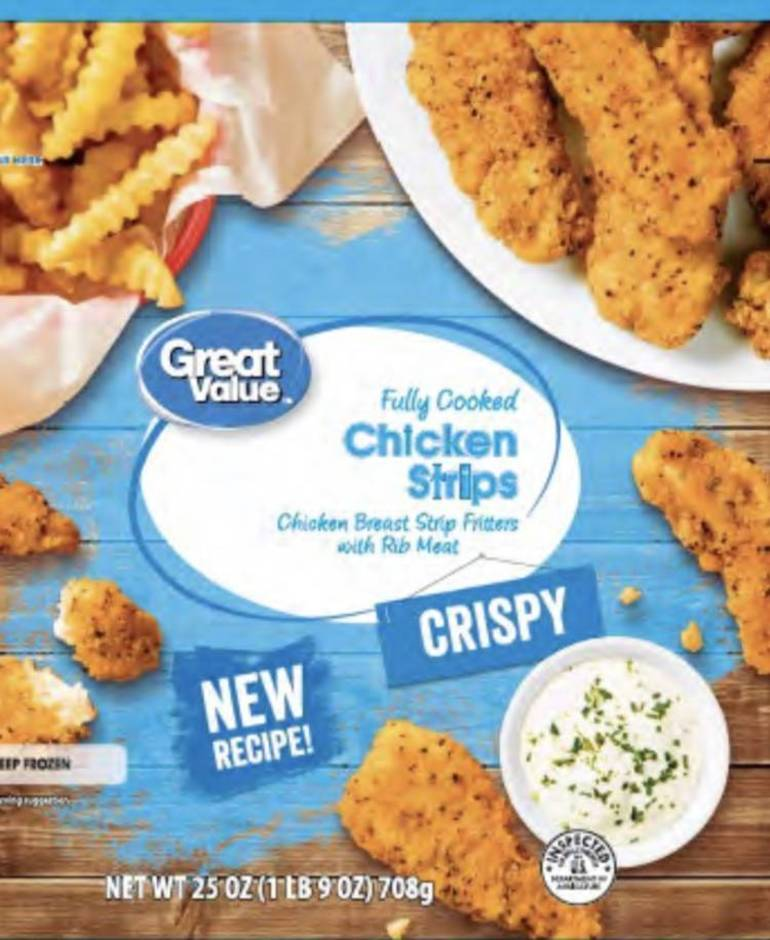 57fe274cd0bc09 Recall Alert  Tyson Foods Recalls Chicken Strips Due to Foreign ...