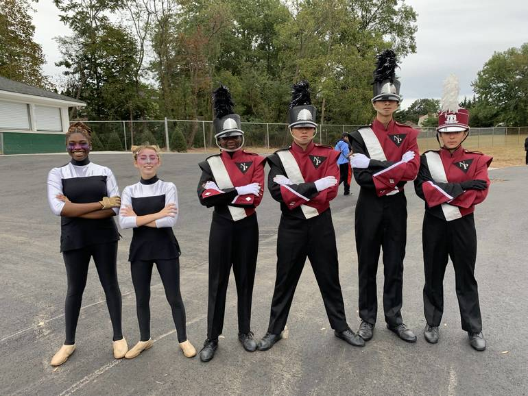 35th South Plainfield High School 2019 Marching Band Competition A Success