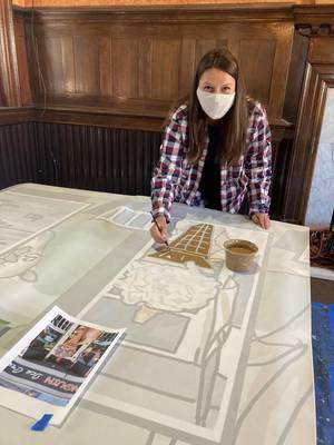 Local Arts Program Funding Helps in Bernardsville Beautification Project