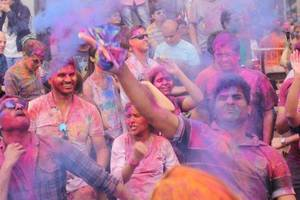 Today's Holi Hai Festival in Jersey City Set to be a Colorful Affair
