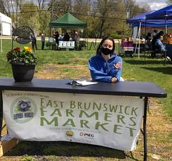 East Brunswick Farmer's Market is Ready to Spring Forward