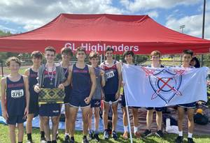 Richter, Frank, and Marinko Lead Gov. Livingston Cross Country to Sweeps of Run the Highlands Meet