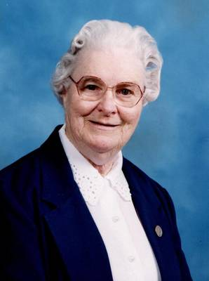 Sister Emily Marie Walsh Celebrates her 100th Birthday!