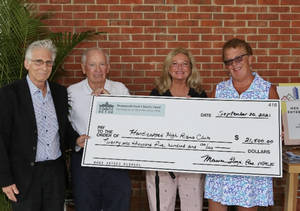 Monmouth Park Charity Fund