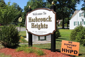 Four Candidates Declare for the Hasbrouck Heights Primary in June