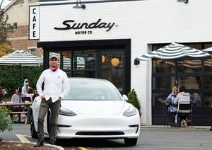 EV Expo to be Held on Earth Day at Sunday Motor Co. Cafe