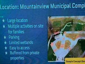 Chatham Skatepark Committee Proposes Mountainview as Site for New Skatepark During Presentation to Chatham Township Committee