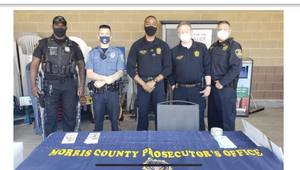 Parsippany and Florham Park Locations Contributed to 2021 Operation Take Back Yielding  631 Pounds of Medications