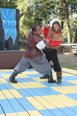 Renaissance Faire Charges Into Area Starting this Weekend