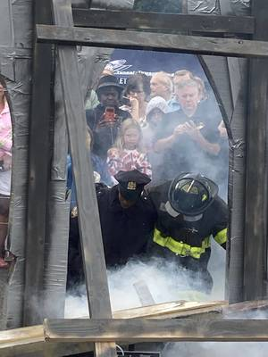 """Tunnel to Towers """"Never Forget Walk"""" Remembers Those Lost and Celebrates Those Who Helped"""