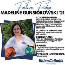 Gunsiorowski Sisters Shine Athletically And Academically At Union Catholic