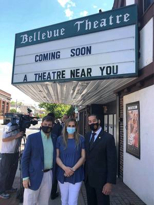 Upper Montclair's Bellevue Theatre Slated to Reopen After Renovations