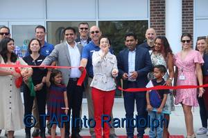 Lightbridge Academy of Randolph Holds Ribbon Cutting Ceremony To Formally Celebrate Opening